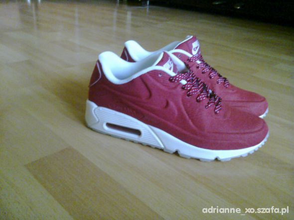 AIR MAX 90 VR WINE RED...