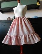 Różowa Classic Lolita spódniczka Lady Sariel