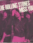 Rolling Stones Miss You Koszulka Pull and Bear...