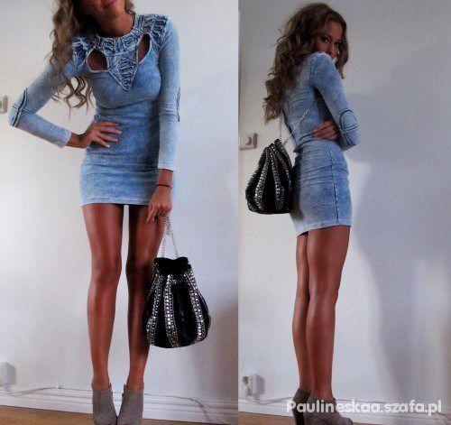 POSZUKUJĘ sukienka fashion against aids h&m