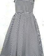 Marynarska sukienka Pin up rockabilly