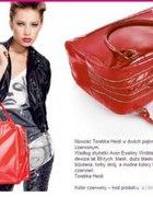 SZUKAM czerwona torba heidi avon