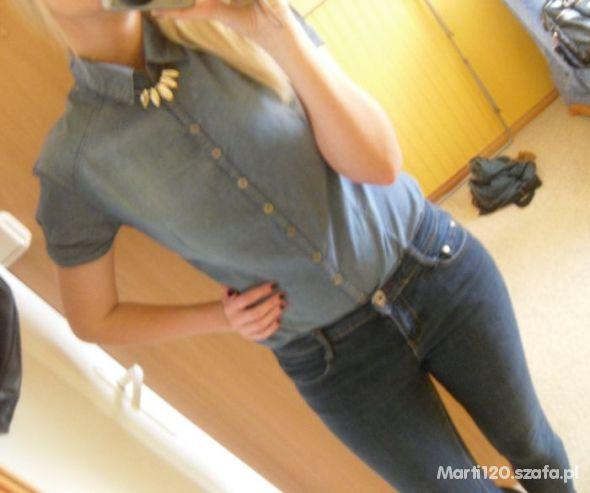 Mój styl total jeans