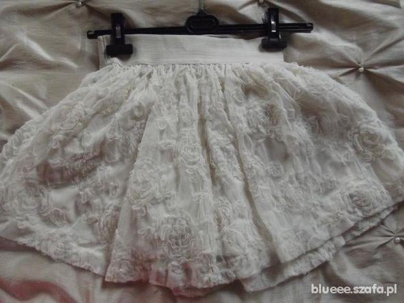 Spódnice Pudrowa H&M