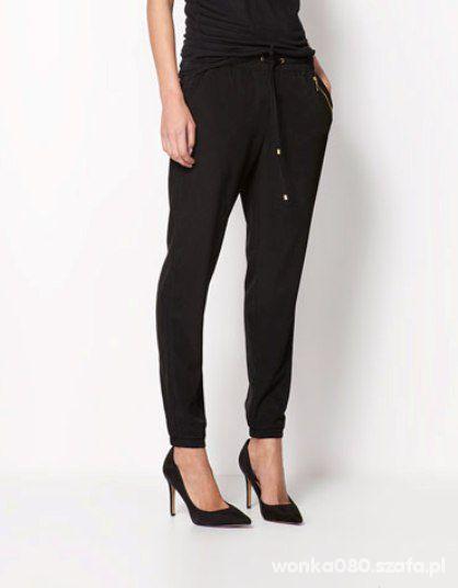 Spodnie dresowe eleganckie