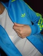 Bluza adidas firebird neon...
