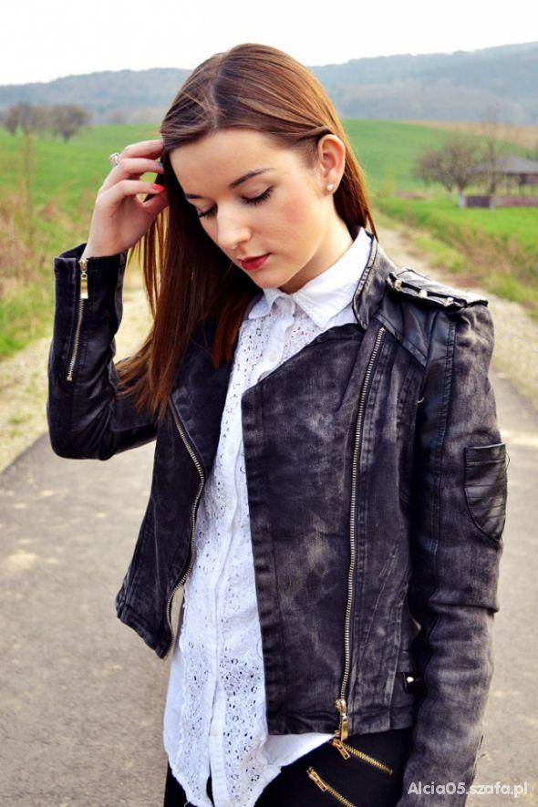 Eleganckie Black&White