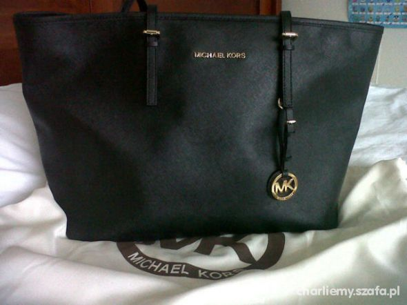 Torebka Michael Kors Medium Jet Set