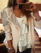 falbankowa bluzka