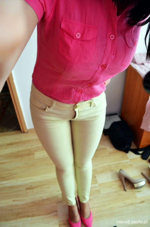Spodnie primark