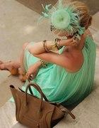 Miętowa elegancja