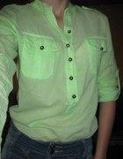 Hit neonowa koszula