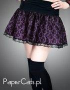 Mini violet lace...