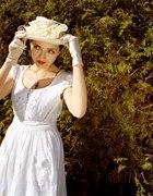 wiosenna elegancja retro