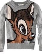 Sweterek bambi...