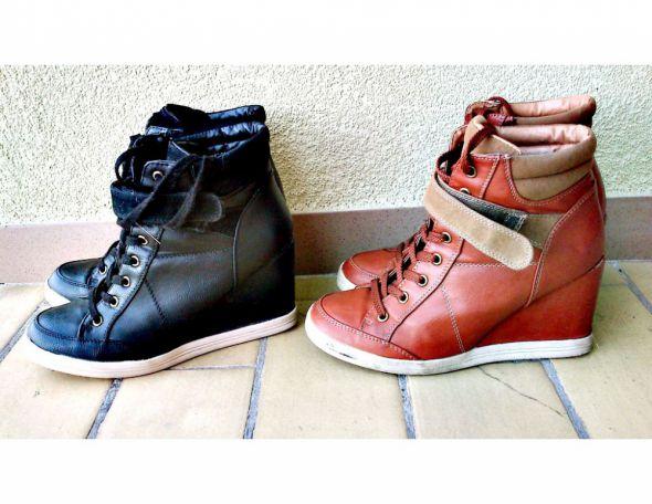 Sportowe Sneakersy z sh