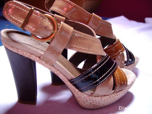 Sandały Sandałki CCC