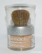 LOREAL tru match minerals W4 golden natural...