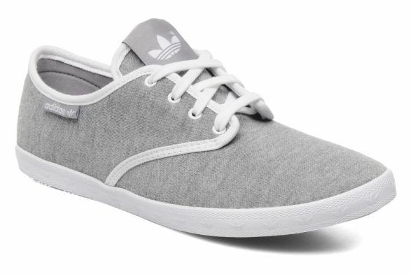 Szare trampki Adidas