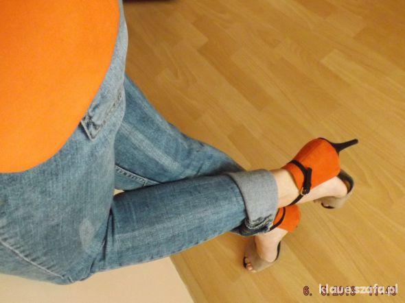 Mój styl pomarancz