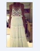 Sukienka mgiełka