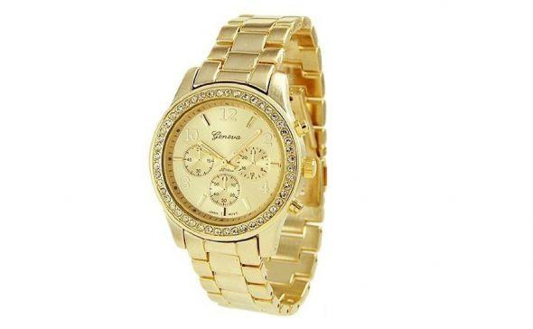 Zegarki Złoty zegarek Geneva