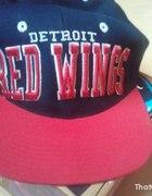 Red Wings Snapback