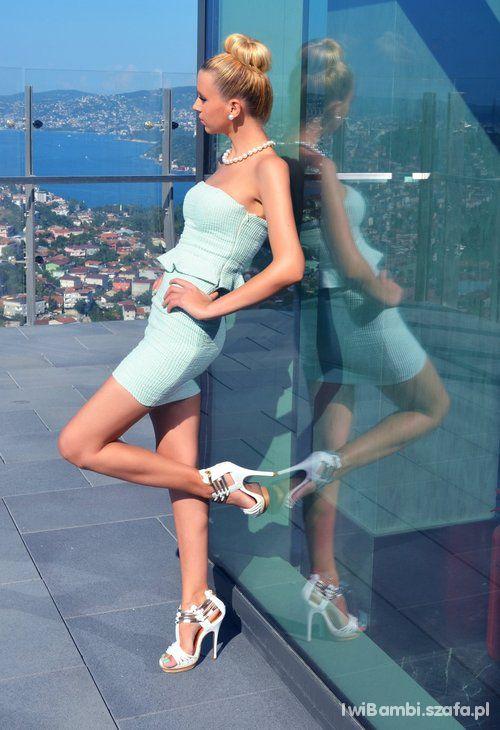 Mój styl Sukienka Zara