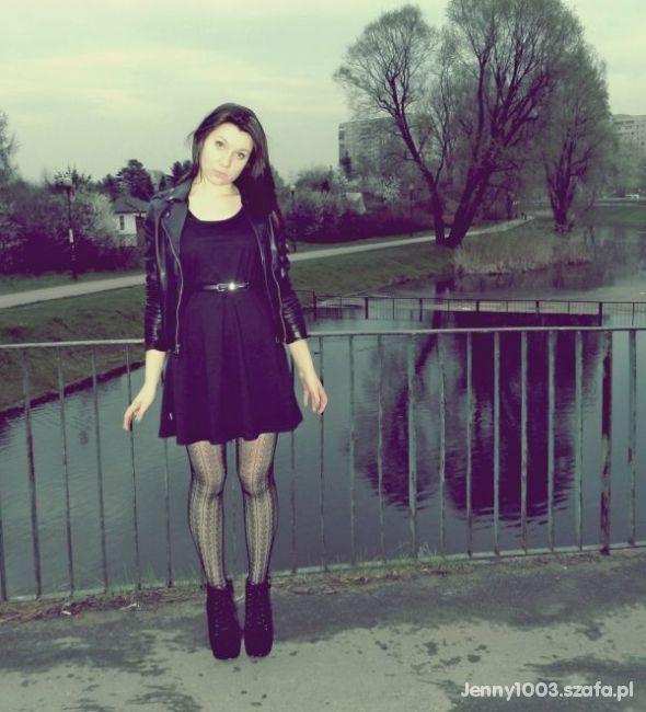 Mój styl Czarna