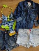Zakupy w H&M jeans LETNIE