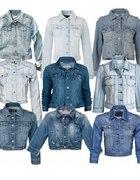 Katana kurtka kamizelka jeans