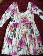 śliczna sukienka floral na lato