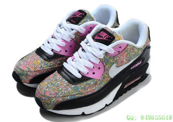 sports shoes 52f59 a3a1e ... cheapest air max 90 flower w kwiatki limitowane nike 6e64a 85696