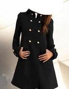 płaszcz militarny reserved damski