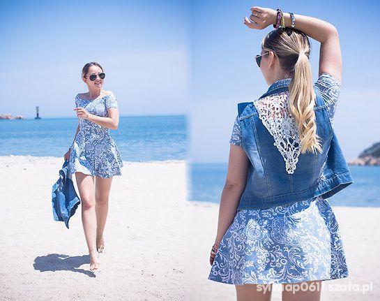 Mój styl Blue Summer Holiday