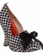 Irregular Choice Toodle Loo Black White...