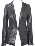 OASIS jacket sequin L