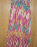 Maxi sukienka Multikolor Ocean Club rozm 36 38