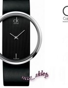 zegarek CALVIN KLEIN CK GLAM NOWY Glamour czarny