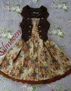 Infanta Black Sugar Tea classic lolita JSK...