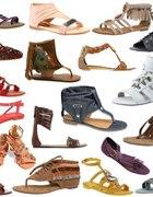 letnie sandałki 38 39