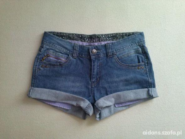 Szorty jeansowe M