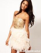 sprzedam sukienka opulence balerina asos