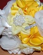 Oryginalny bukiet ślubny