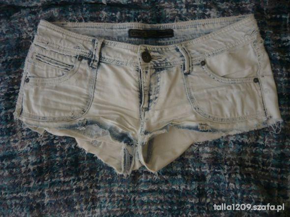 szorty jeans L TANIO
