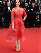 Dita w Cannes...