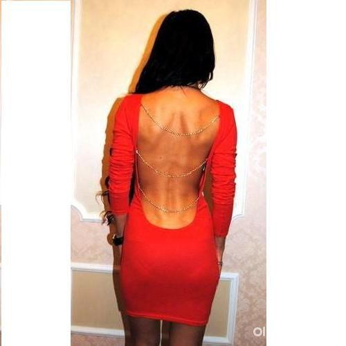 5e34230ed6 Sukienka odkryte plecy w Ubrania - Szafa.pl