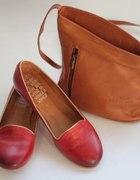 Czerwone buty z Venezii...