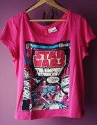 HandM Star Wars tee The Empire Strikes oversize