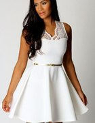 sukienka rozkloszowana xs s